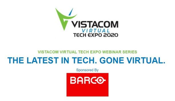 Webinar Series: Vistacom Virtual Tech Expo 2020