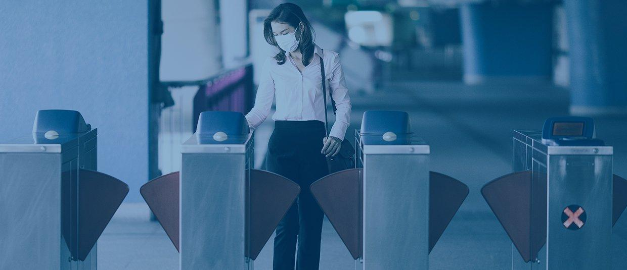The Role of Access Control in a Safe Return to the Workplace