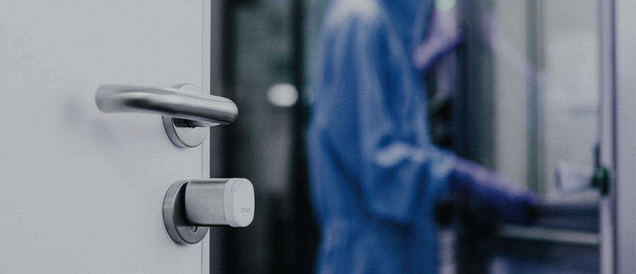 How Door Handles and Levers with Antimicrobial Treatment Reduce Disease Spread